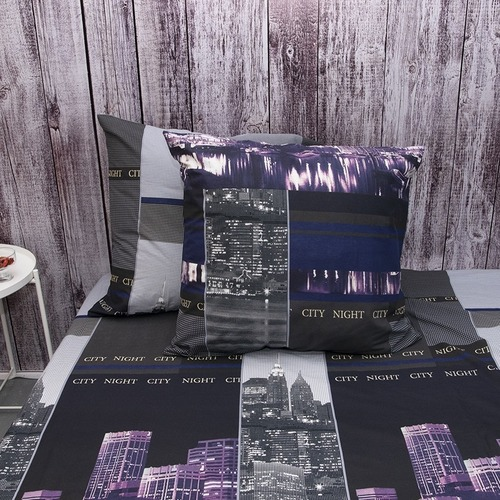 Постельное белье из бязи 192802 Сити 2 сир 1.5 сп с 1 нав 70/70 фото 4