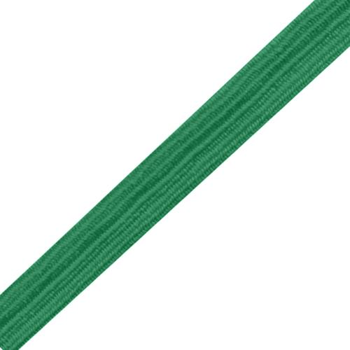 Тесьма №33 зеленый 10 мм уп 10м фото 1