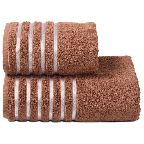 Полотенце махровое Tapparella ПЦ-2601-2537 50/90 см цвет коричневый фото 1
