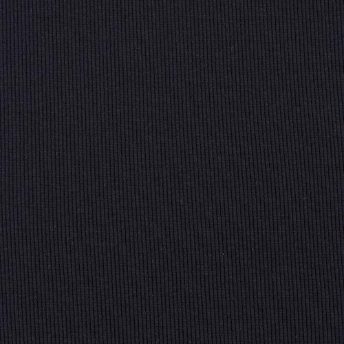 Ткань на отрез кашкорсе с лайкрой цвет Черный фото 4