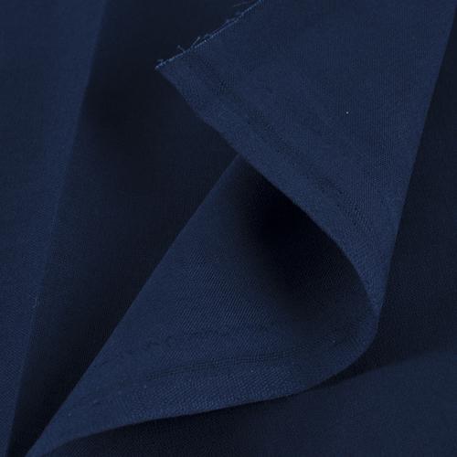 Маломеры бязь ГОСТ Шуя 150 см 10040 цвет темно-синий 1.2 м фото 2