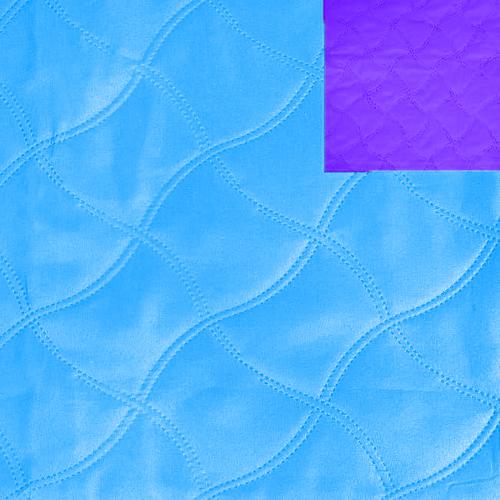 Ультрастеп 220 +/- 10 см цвет голубой-фиолетовый фото 1