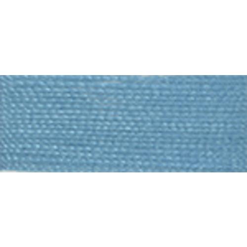 Нитки армированные 45ЛЛ цв.2606 голубой 200м, С-Пб фото 1