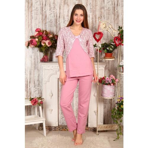 Пижама Нежность Розочки Б11 р 52 фото 1