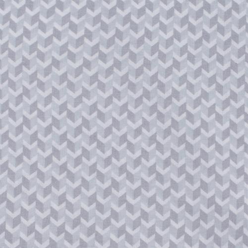 Ткань на отрез поплин 220 см Лофт 11369/1 компаньон фото 1