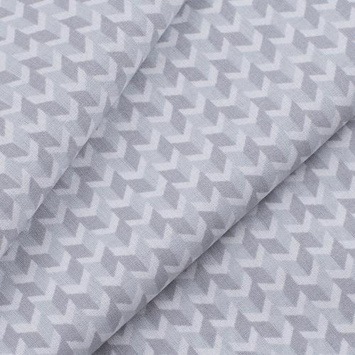 Ткань на отрез поплин 220 см Лофт 11369/1 компаньон фото 3