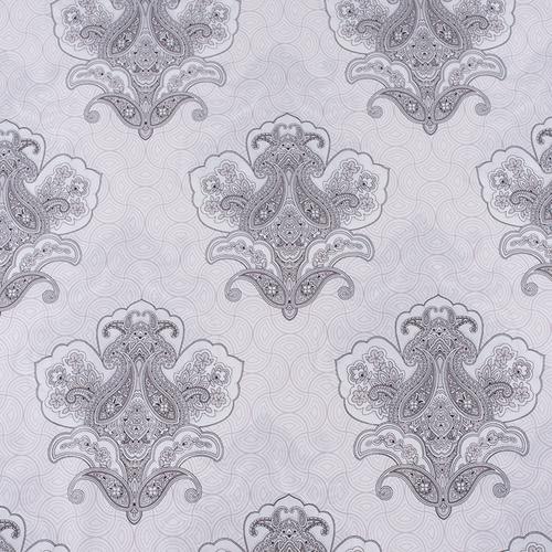 Ткань на отрез поплин 220 см Эмилия 10924/1 компаньон фото 1
