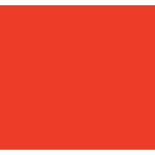 Ткань на отрез ситец гладкокрашеный 80 см М/л Шуя 14010 цвет красный фото 1