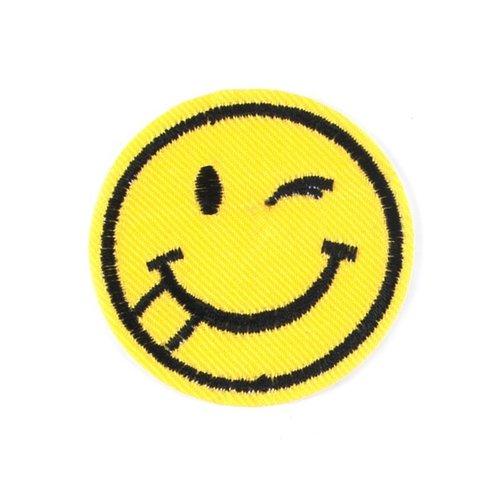 Аппликации термо R1852 (5,4х5,4) цвет желтый фото 1