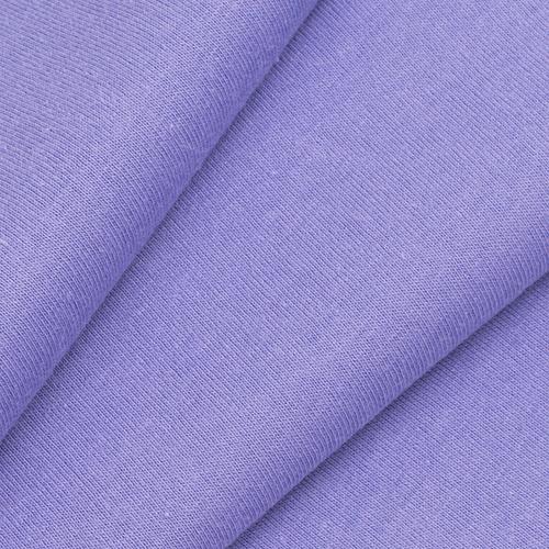 Маломеры кулирка гладкокрашеная карде 9045а Violet Tulip 0.5 м фото 1