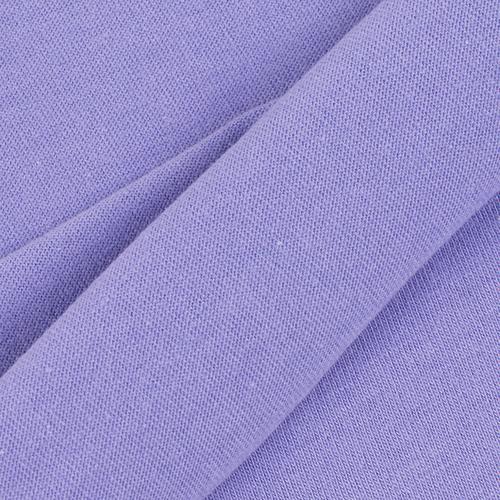 Маломеры кулирка гладкокрашеная карде 9045а Violet Tulip 0.5 м фото 2