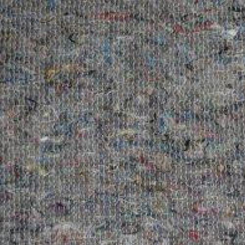 Мерный лоскут полотно холстопрошивное частопрошивное тёмное 80 см 0.8 м фото 1