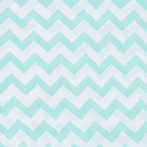 Ткань на отрез бязь плательная 150 см 1692 цвет мята фото 1
