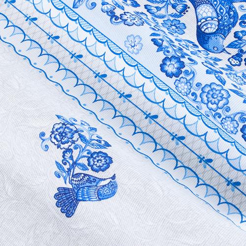 Набор полотенец рогожка 3 шт 35/70 см 18923/1 фото 3