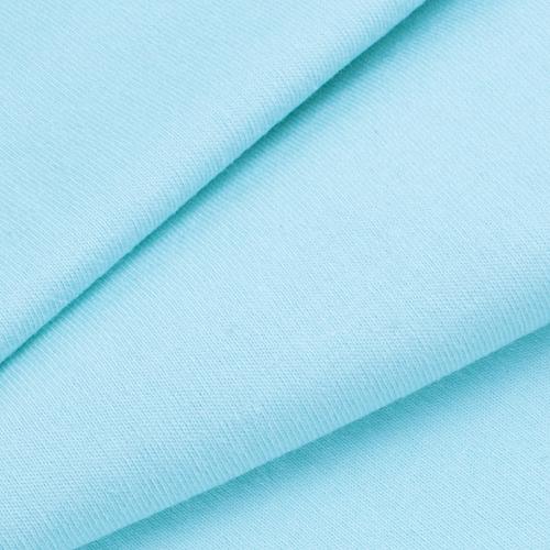 Маломеры кулирка гладкокрашеная карде 6638 цвет ментол 0.7 м фото 1