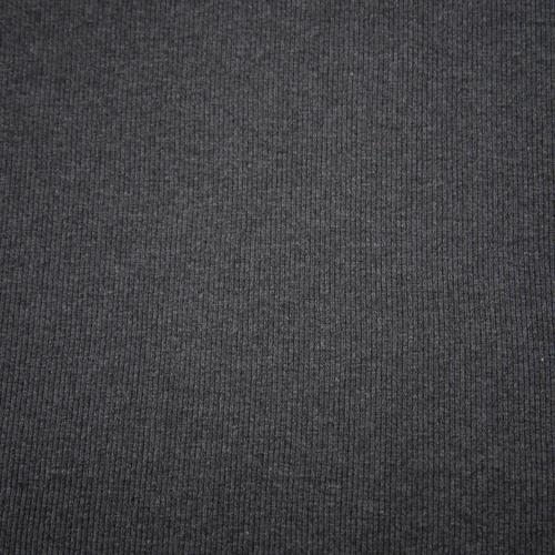 Ткань на отрез кашкорсе 3-х нитка с лайкрой 6723-1 цвет антрацит фото 1
