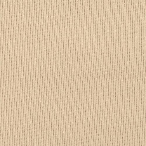 Ткань на отрез кашкорсе 3-х нитка с лайкрой цвет светлый кемел фото 3