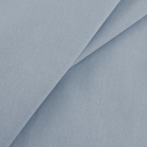 Бязь гладкокрашеная 120гр/м2 220 см на отрез цвет серый фото 1