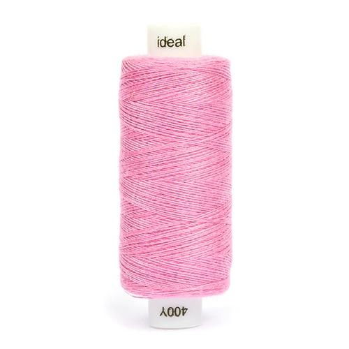 Нитки бытовые Ideal 40/2 100% п/э 179 розовый фото 1