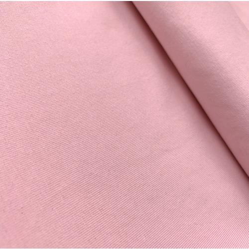 Ткань на отрез кулирка с лайкрой 3317-1 цвет розовый фото 1