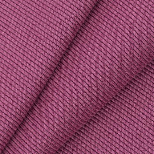 Ткань на отрез кашкорсе с лайкрой К040 цвет брусничный фото 1