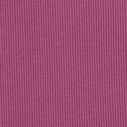 Ткань на отрез кашкорсе с лайкрой К040 цвет брусничный фото 2