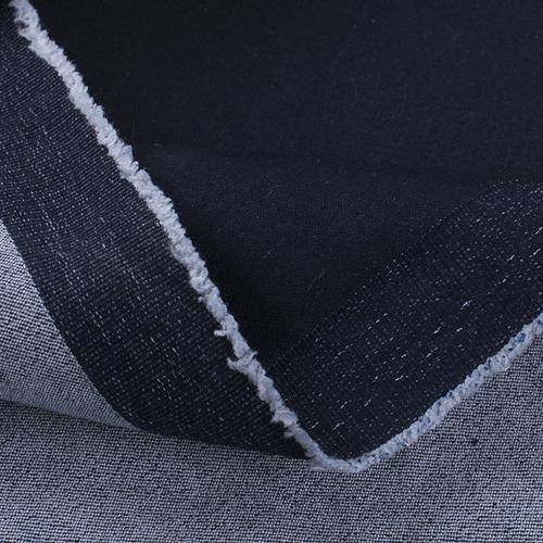 Маломеры джинс 360 гр/м2 стандарт. стрейч 8988-15 цвет темно-синий 0.9 м фото 2