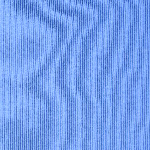 Ткань на отрез кашкорсе 3-х нитка с лайкрой цвет голубой фото 2