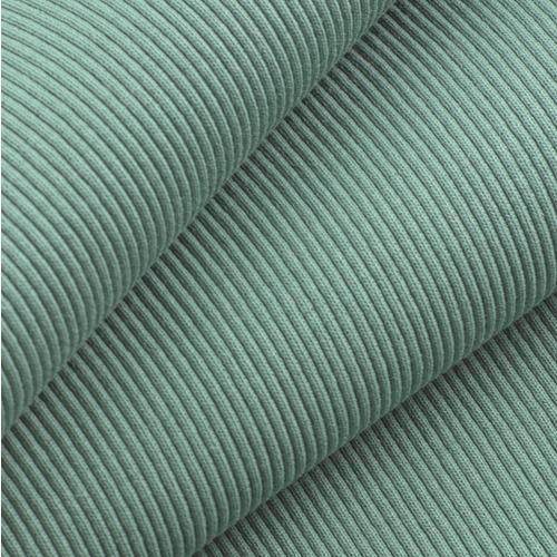 Ткань на отрез кашкорсе 3-х нитка с лайкрой цвет светло-изумрудный фото 1