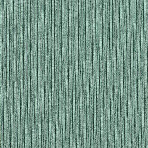 Ткань на отрез кашкорсе 3-х нитка с лайкрой цвет светло-изумрудный фото 2