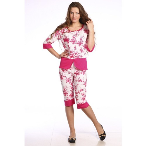 Пижама Эльвира Розовая Б19 р 56 фото 1