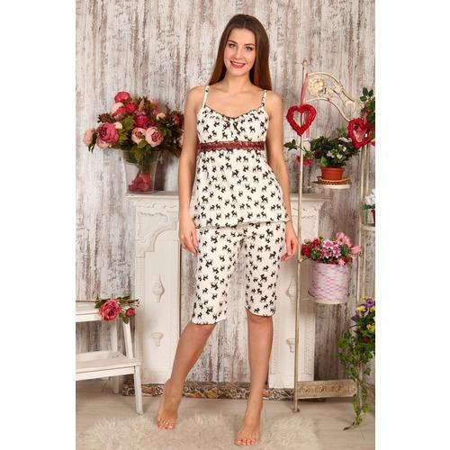 Пижама Царица Бриджи Бемби Б7 р 56 фото 1