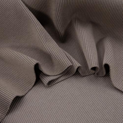 Ткань на отрез кашкорсе 3-х нитка с лайкрой цвет визон фото 4