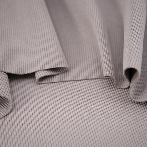 Ткань на отрез кашкорсе 3-х нитка с лайкрой цвет визон фото 3