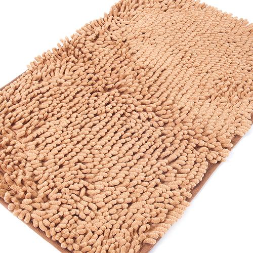 Коврик для ванной Makaron 40/60 цвет песочный фото 3