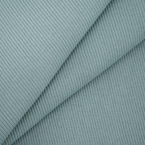 Ткань на отрез кашкорсе 3-х нитка с лайкрой цвет аква фото 1