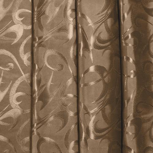 Портьерная ткань 150 см 26 цвет шоколадный фото 1