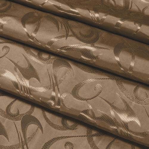 Портьерная ткань 150 см 26 цвет шоколадный фото 2