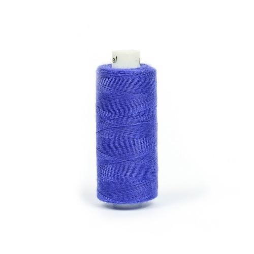 Нитки бытовые IDEAL 40/2 366м 100% п/э, цв.257 фиолетовый фото 1