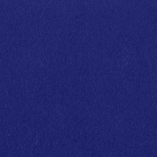 Фетр листовой жесткий IDEAL 1мм 20х30см арт.FLT-H1 цв.679 синий фото 1