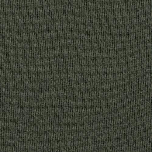 Ткань на отрез кашкорсе с лайкрой 2802 цвет хаки фото 4