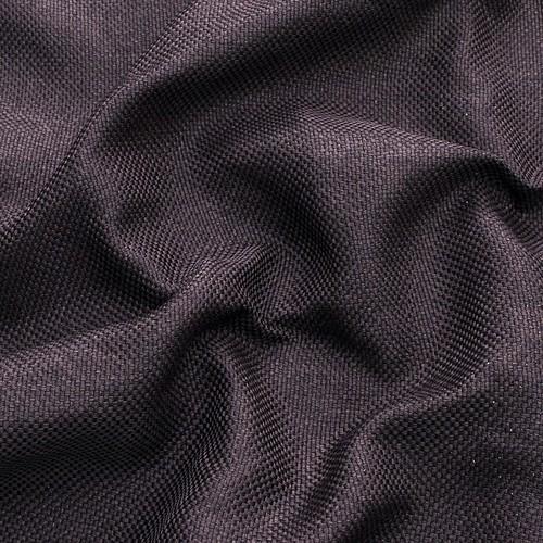 Маломеры Blackout лен рогожка 508-39 коричневый 0.75 м фото 3