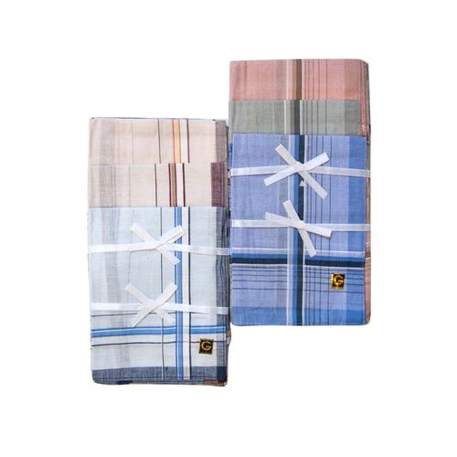 Платки носовые элитные мужские 45430 12 шт фото 1