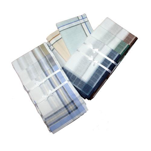 Платки носовые элитные мужские 45495l 12 шт фото 1