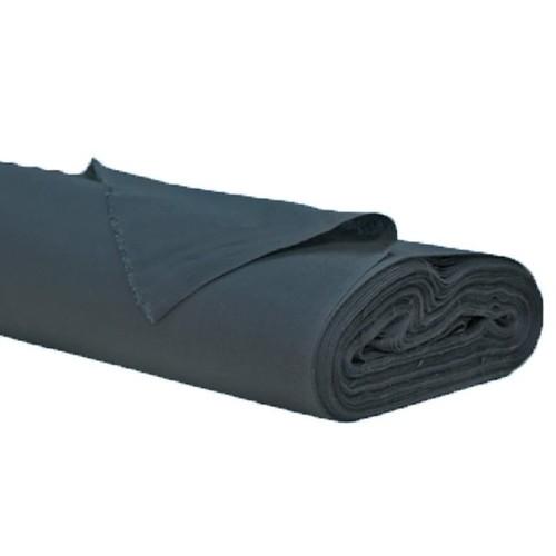 Ткань на отрез фланель 150 см цвет черный фото 2