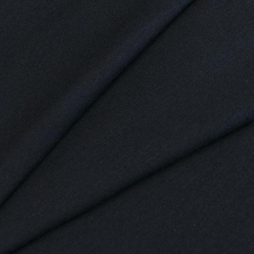 Маломеры кулирка с лайкрой цвет черный 0.7 м фото 1