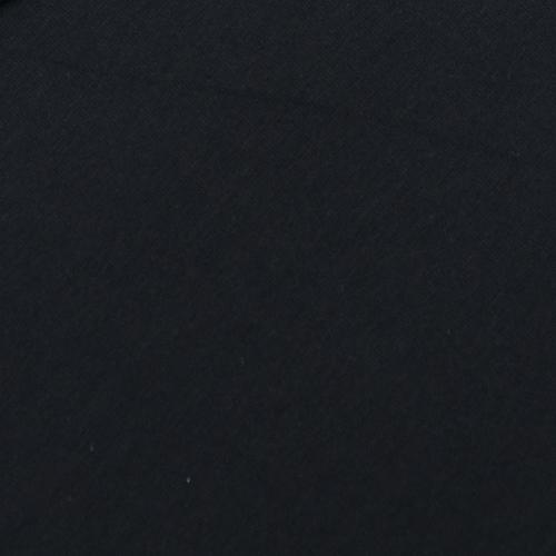 Маломеры кулирка с лайкрой цвет черный 0.7 м фото 2