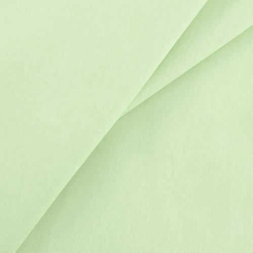 Бязь гладкокрашеная 120 гр/м2 220 см цвет авокадо фото 1