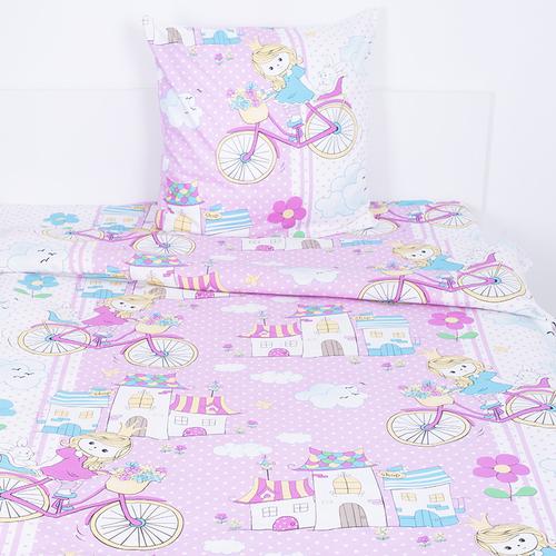 Детское постельное белье из бязи Шуя 1.5 сп 96051 ГОСТ фото 1