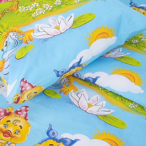 Детское постельное белье из бязи Шуя 1.5 сп 90971 ГОСТ фото 3
